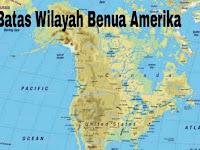 4+ Batas Wilayah Benua Amerika