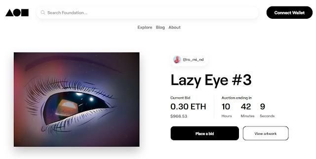Screenshot Website Foundation