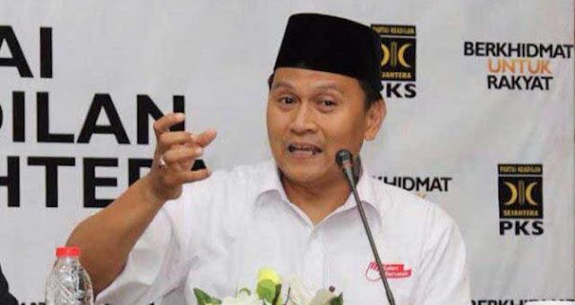 Ajak Relawan Tak Takut Kelahi, Mardani Ali Sera: Pidato Jokowi Bikin Negara Tidak Aman