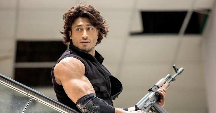Film Combat Syndicate:... Vidyut Jamwal In Commando One Man Army