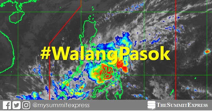 #WalangPasok: Class suspensions on Wednesday, February 14, 2018