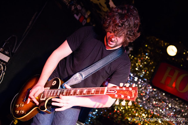 SATE at The Legendary Horseshoe Tavern in Toronto, January 22, 2016 Photo by John at One In Ten Words oneintenwords.com toronto indie alternative music blog concert photography pictures