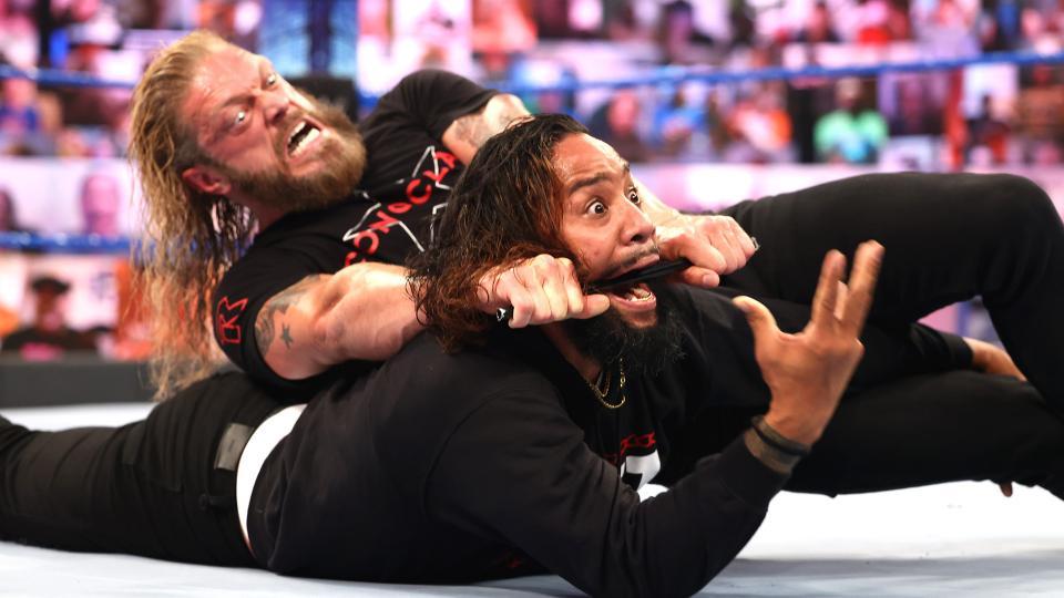 WWE deverá punir Jimmy Uso