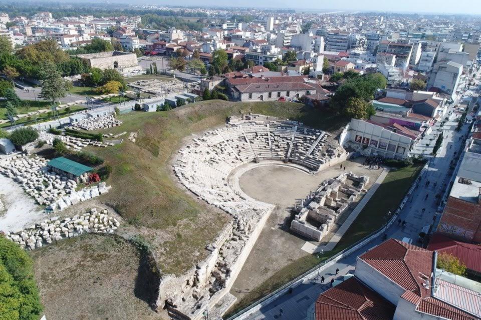 Σχόλιο του Γραφείο Τύπου Δ. Λαρισαίων σχετικά με τον δημόσιο διάλογο για την λειτουργία του Α' Αρχαίου Θεάτρου της Λάρισας