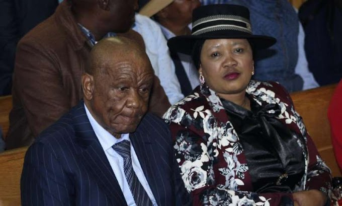Ex-Lesotho PM paid gang to murder his wife, police say