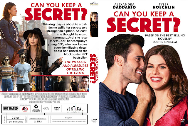 Can You Keep a Secret? DVD Cover