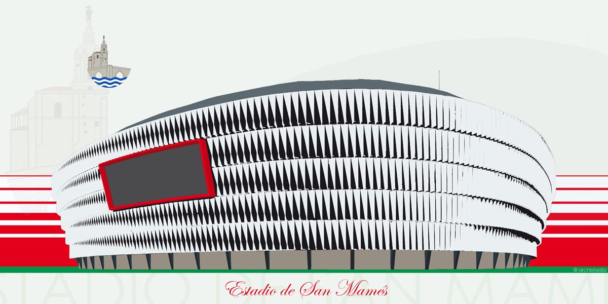 stadio san mames bilbao architettura storia