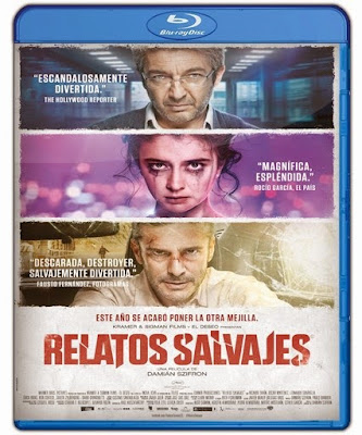 Relatos Salvajes HD 1080p Latino