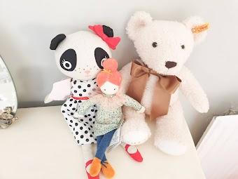 Inside Romilly's Room   Little Girl Nursery Tour
