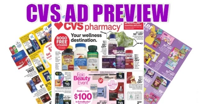 CVS Ad Scan 2-28 to 3-6