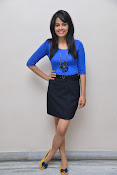 Nandita swtha sizzling in blue top-thumbnail-4