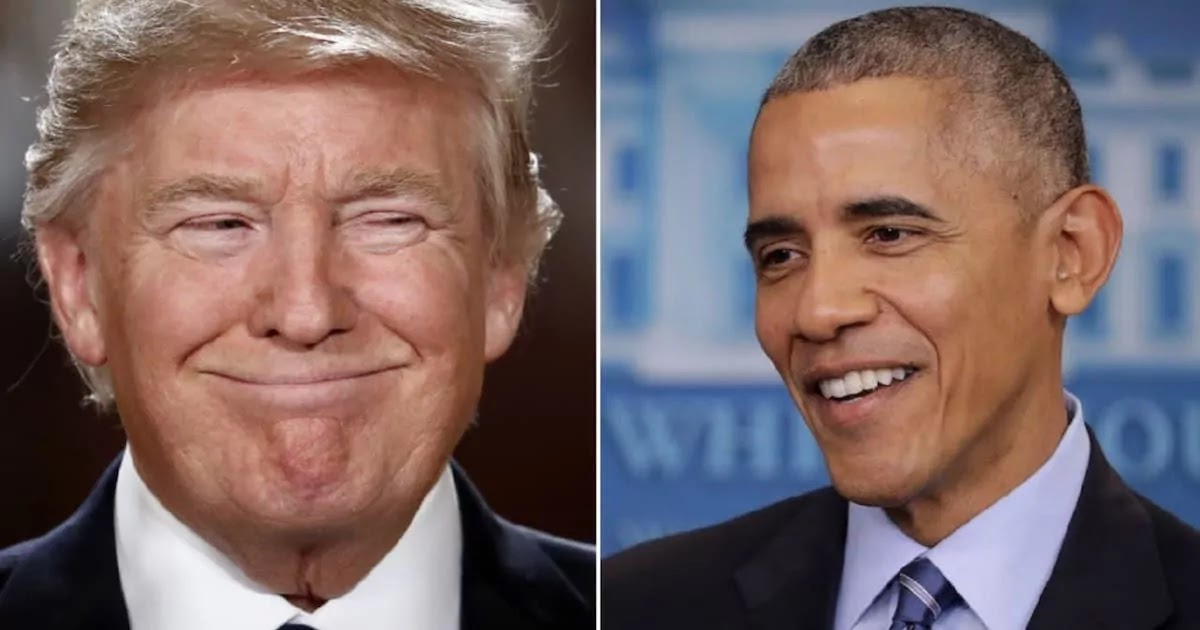 Poll Says Donald Trump Is The 'Most Admired Person In America' Knocking Obama Off A 12-Year Winning Streak