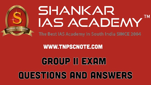 Central Government Schemes Tamil Part-I Shankar IAS Academy TNPSC Study Materials
