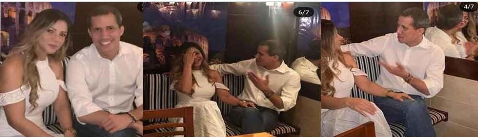 Matrimonio In Venezuela : Venezuela: ¿se quiebra el matrimonio entre guaidÓ y fabiana?