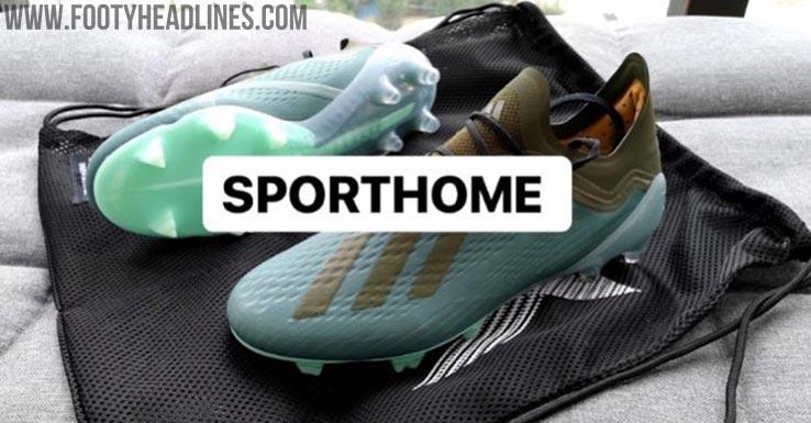 Geheimnisvolle Adidas X Sommer 2019 Fussballschuhe Geleakt