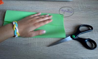 Adzik tworzy - jak uszyć piórnik DIY krok po kroku