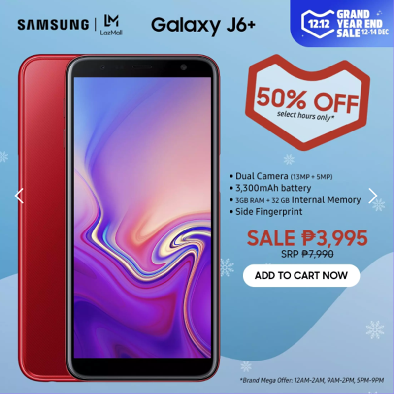 Breaking: Samsung drops prices of select phones and tablets by 50 percent off at Lazada!