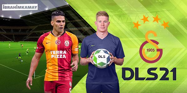 Galatasaray - Dream League Soccer 2021Forma Kits & Logo