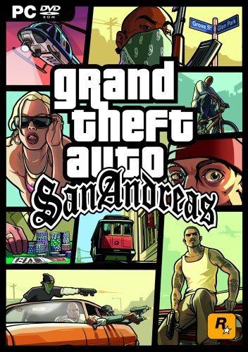 GTA San Andreas PC En Español (RIP)