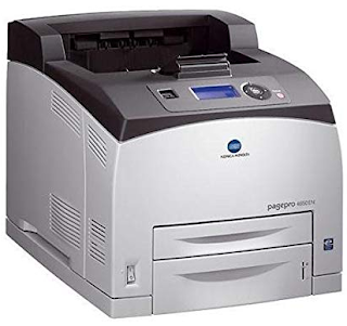 Scarica il driver Konica Minolta Pagepro 4650EN per Windows 10, Windows 7 e Mac