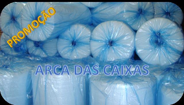 Plástico bolha na Arca das Caixas - RJ RJ
