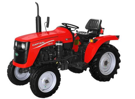 Captain-120-DI-chota Tractor