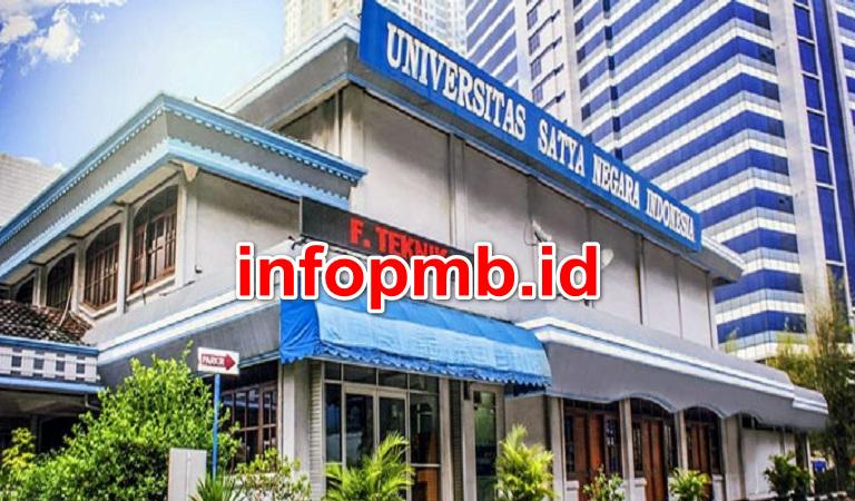 Jadwal Penerimaan Mahasiswa Baru (USNI) Universitas Satya Negara Indonesia 2020/2021