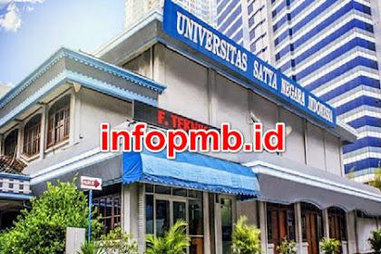 Informasi Pendaftaran Mahasiswa Baru (USNI) 2021-2022