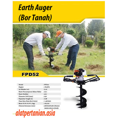 earth auger