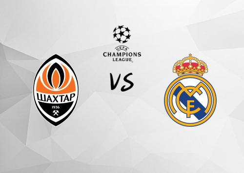 Shakhtar Donetsk vs Real Madrid  Resumen y Partido Completo