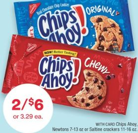 Chips Ahoy, Newtons
