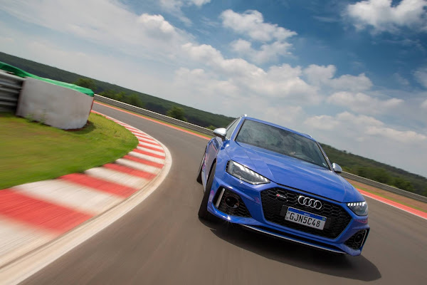 Audi RS4 Avant 2021 Brasil - preço