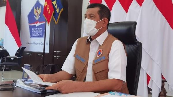 Doni Monardo: Kasus Aktif Covid-19 di Indonesia Termasuk Tertinggi di Dunia