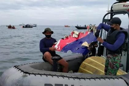 Perjuangan Pasukan Elite TNI Temukan Puing dan Bagian Tubuh Korban Sriwijaya Air