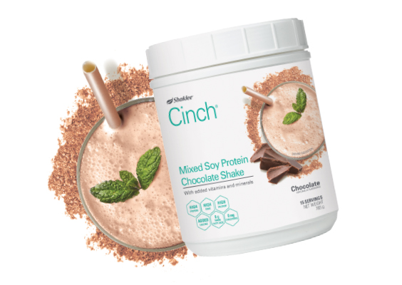 nak tempah Cinch® Mixed Soy Protein Chocolate Shake