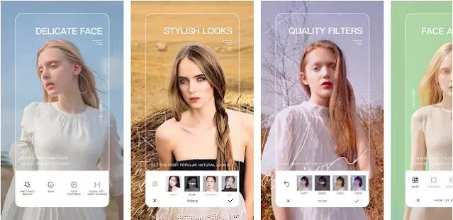 Aplikasi Stiker Selfie di Android & iOS-7