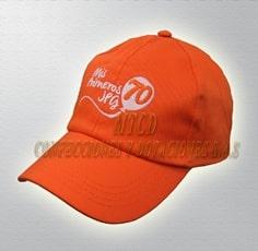 Gorras estampadas promocionales