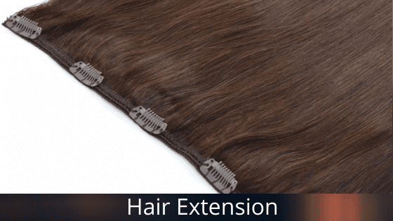 How to Care Human Hair Extensions
