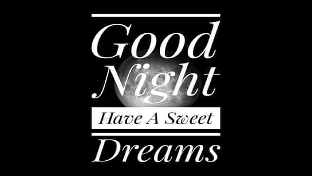 Good Night Messages - Cute | Romantic | Funny | Inspirational