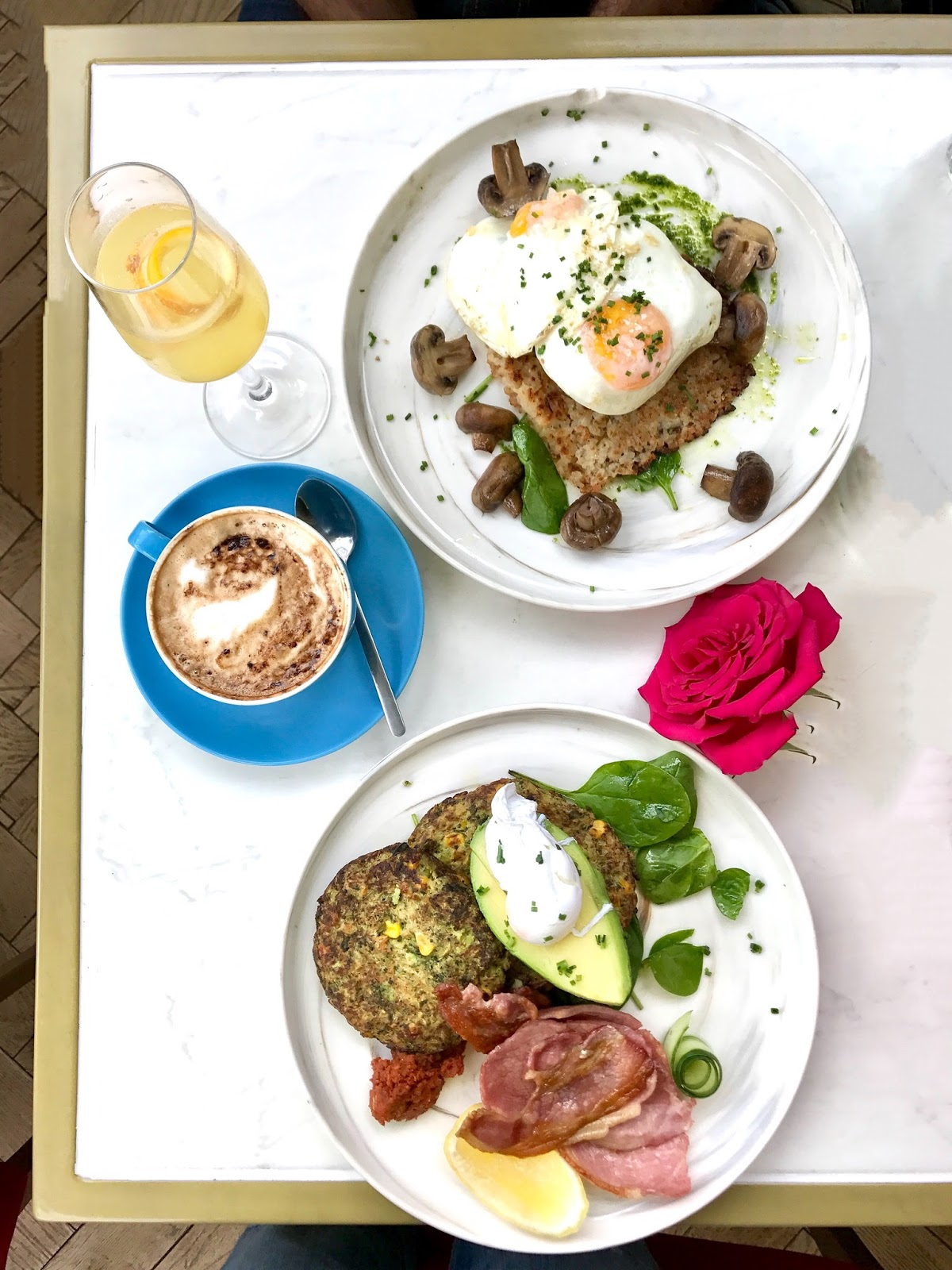7 Instagram Perfect Brunch and Coffee Spots in London - Timmy Green