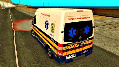 gtas Carros,PMSP,PMPE,e muito mais!: GTA SA - Ambulancia da PRF