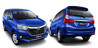 toyota grand new avanza 2016