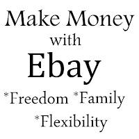 Work from home selling stuff on ebay, poshmark, mercari and vinted.