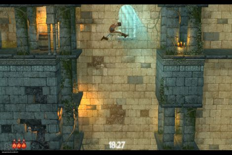 Download Prince of Persia Classic Highly Compressed Game For PC
