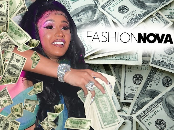 Cardi B, Fashion Nova Early Giveaway Winners Share Their Joy