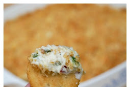 An Easy Yummy Jalapeno Popper Dip