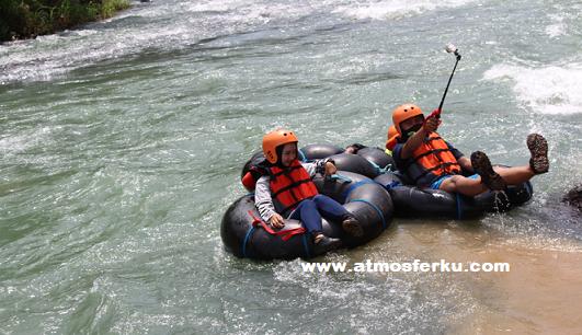 Kebumen River Tubing, Sensasi Berbeda Wisata Air di Kebumen