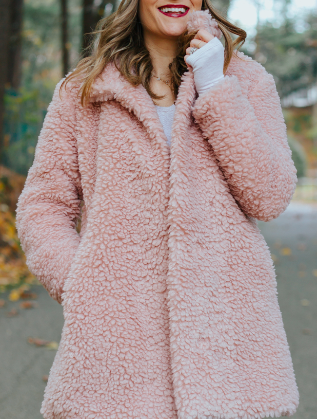 Teddy Coat