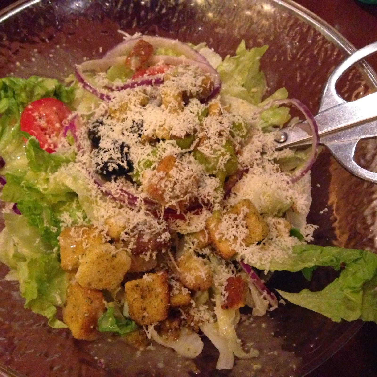 Garden: Dish Olive Garden
