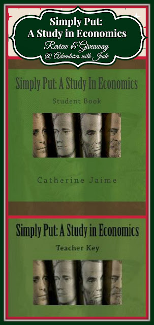 Simply Put Study Economics giveaway review